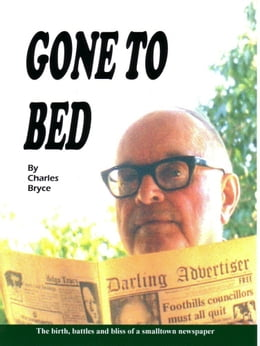 Book Gone To Bed by Charles Bryce