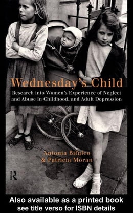 Book Wednesday's Child by Bifulco, Antonia