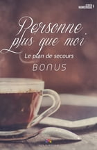 Personne plus que moi: The boyfriend chronicles, T1.5 by Christine Gauzy-Svahn
