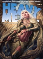 Heavy Metal Magazine #263 by Enki Bilal