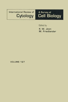 Book INTERNATIONAL REVIEW OF CYTOLOGY V127 by Jeon, K.W.