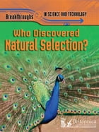 Who Discovered Natural Selection? by Anna Claybourne