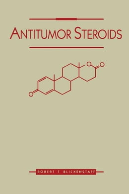 Book Antitumor Steroids by Blickenstaff, R T