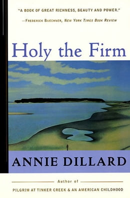 Book Holy the Firm by Annie Dillard