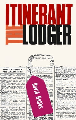Book The Itinerant Lodger by David Nobbs