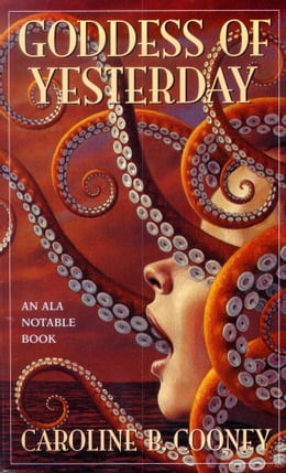 Book Goddess of Yesterday: A Tale of Troy by Caroline B. Cooney