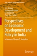 9789811031502 - K. Sundaram, K.L. Krishna, Pami Dua, Vishwanath Pandit: Perspectives on Economic Development and Policy in India - Book