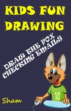 Kids Fun Drawing: Draw The Fox Checking Emails by Sham