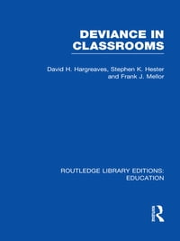 Deviance in Classrooms (RLE Edu M)