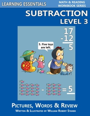 Subtraction Level 3: Pictures, Words & Review