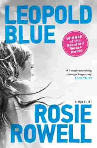 Leopold Blue by Rosie Rowell