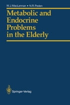 Metabolic and Endocrine Problems in the Elderly