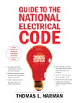 Book Guide to the National Electrical Code, 2005 Edition by Thomas L. Harman