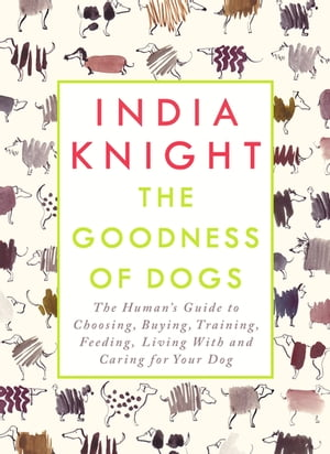 The Goodness of Dogs The Human's Guide to Choosing,  Buying,  Training,  Feeding,  Living With and Caring For Your Dog