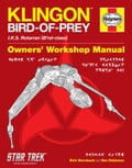 Klingon Bird-of-Prey Haynes Manual c4555dfd-00be-40b1-8674-c7d657193742