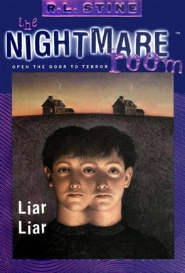 Book The Nightmare Room #4: Liar Liar by R.L. Stine