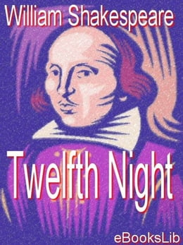 Book Twelfth Night by William Shakespeare