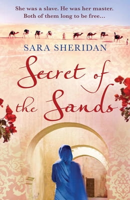 Book Secret of the Sands by Sara Sheridan