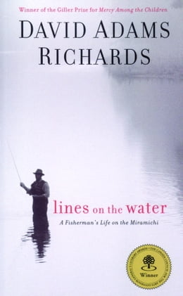 Book Lines on the Water by David Adams Richards