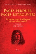 Pages perdues - pages retrouvées - Tome 2 by Michel Laury