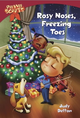 Book Pee Wee Scouts: Rosy Noses, Freezing Toes by Judy Delton