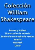 Colección William Shakespeare by William Shakespeare