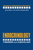 Endocrinology by P. Marsden