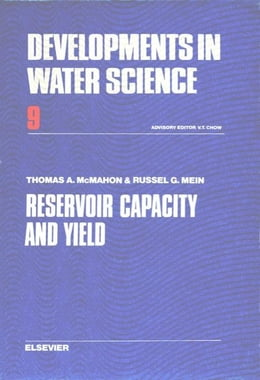 Book Reservoir capacity and yield by McMahon, Thomas