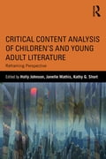 Critical Content Analysis of Children's and Young Adult Literature 9f113c93-dd94-4a5e-9629-20806f7723af