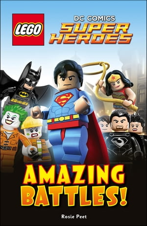 LEGO� DC Comics Super Heroes: Amazing Battles