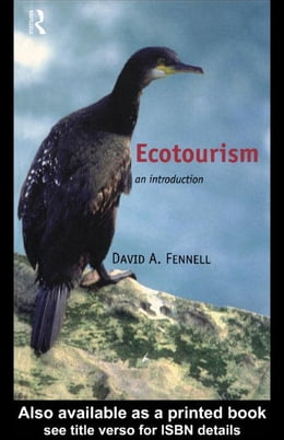 Book Ecotourism by Fennell, David A.
