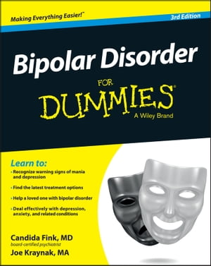 Bipolar Disorder For Dummies by Candida Fink