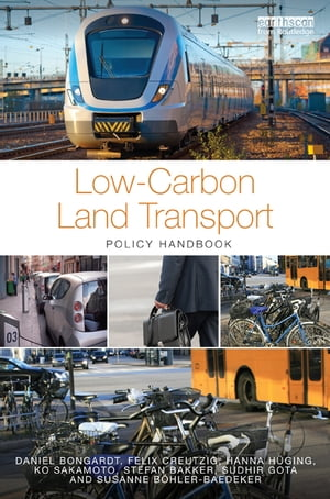 Low-Carbon Land Transport Policy Handbook