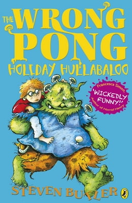 Book The Wrong Pong: Holiday Hullabaloo: Holiday Hullabaloo by Steven Butler