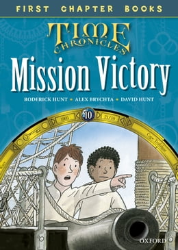 Book Oxford Reading Tree First Chapter Books: Mission Victory by Roderick Hunt