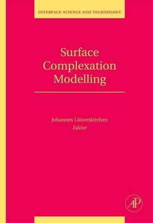 Surface Complexation Modelling