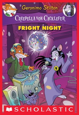 Book Creepella Von Cacklefur #5: Fright Night: A Geronimo Stilton Adventure by Geronimo Stilton