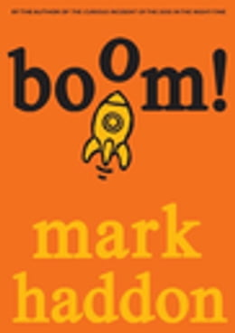 Book Boom! by Mark Haddon