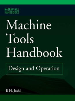 Book Machine Tools Handbook by Joshi, Prakash
