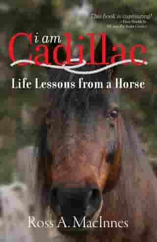 I am Cadillac: Life Lessons from a Horse by Ross A. MacInnes