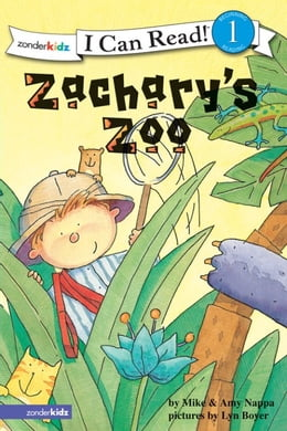 Book Zachary's Zoo: Biblical Values by Mike & Amy Nappa