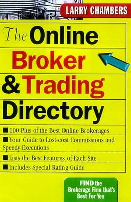 Book The Online Broker and Trading Directory by Chambers, Larry