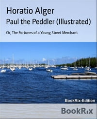 Paul the Peddler (Illustrated): Or, The Fortunes of a Young Street Merchant