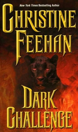 Book Dark Challenge by Christine Feehan