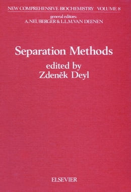 Book Separation methods by Deyl, Z.