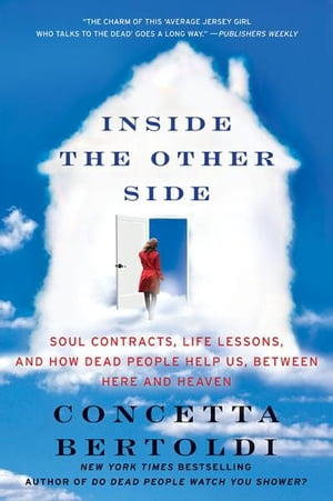 Inside the Other Side Soul Contracts,  Life Lessons,  and How Dead People Help Us,  Between Here and Heaven