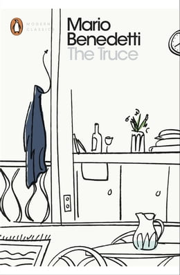 Book The Truce: The Diary of Martín Santomé by Mario Benedetti