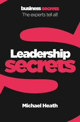 Book Leadership (Collins Business Secrets) by Michael Heath