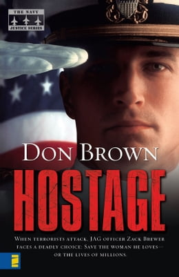 Book Hostage by Don Brown