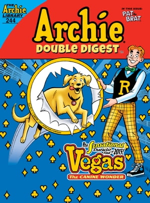 Archie Double Digest #244 by Archie Superstars